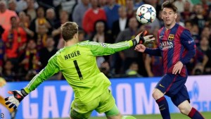 Barcelona powered past Bayern Munich to book their place in the Champions League Final