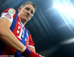 Bayern Munich midfielder Bastian Schweinsteiger has reportedly agreed a move to Manchester United