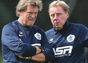 Hoddle or Redknapp for England